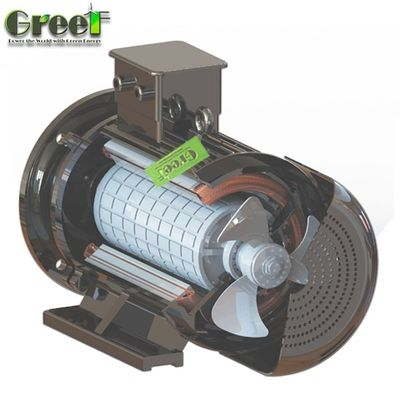 20KW 50RPM Low Speed Hydro Permanent Magnetic Generator